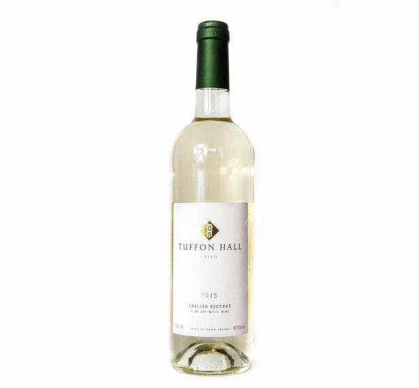 Bacchus 2016 white wine from Tuffon Hall