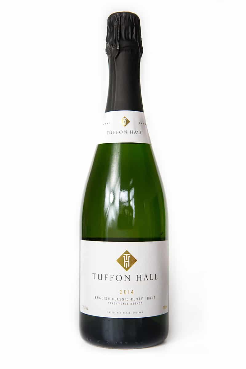 Sparkling White from Tuffon Hall